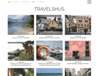 travelshus.com screenshot