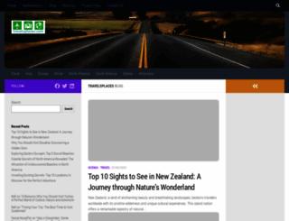 travelsplaces.com screenshot