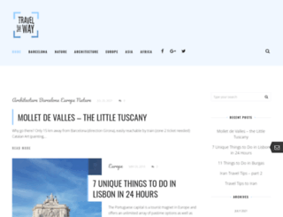 travelthatway.com screenshot