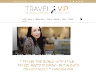 travelvip.tv screenshot