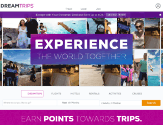 travelvisionquest.worldventuresdreamtrips.com screenshot