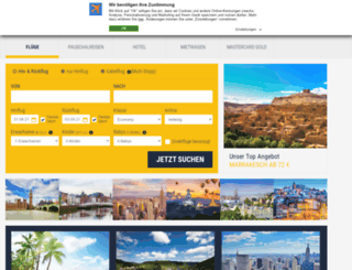 travelviva.de screenshot