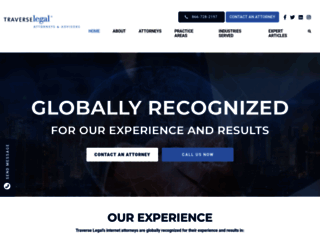 traverselegal.com screenshot