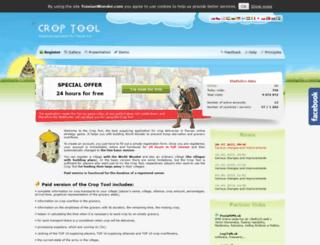 travianwonder.com screenshot