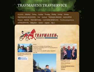 travmasen.com screenshot