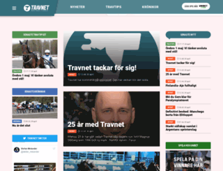 travnet.se screenshot