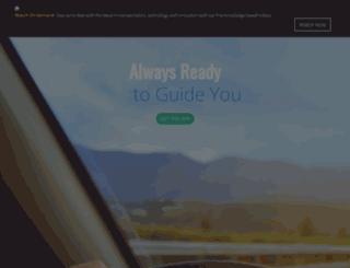 travroute.com screenshot