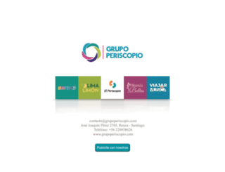 trayectos.cl screenshot