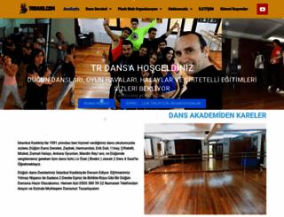 trdans.com screenshot