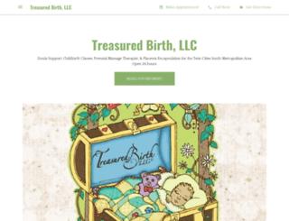 treasuredbirth.net screenshot