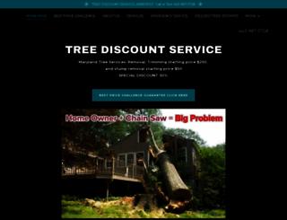 treediscountservice.com screenshot