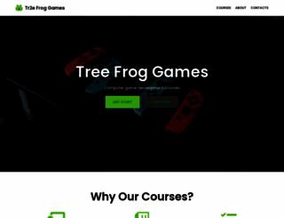 treefroggames.com screenshot