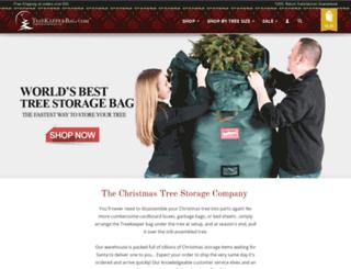 treekeeperbag.com screenshot