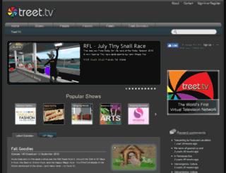 treet.tv screenshot