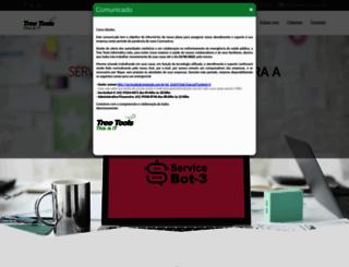 treetools.com.br screenshot
