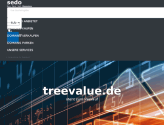 treevalue.de screenshot