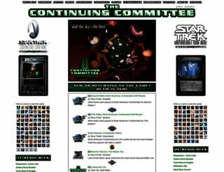 trekcc.org screenshot