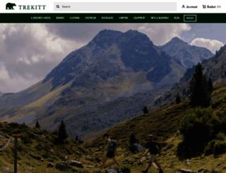 trekitt.co.uk screenshot