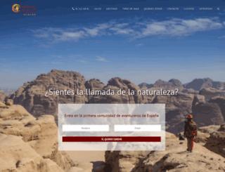 trekkingyaventura.com screenshot