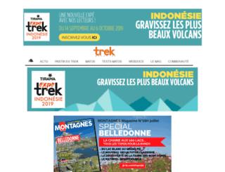trekmag.com screenshot