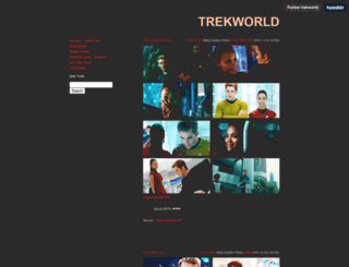 trekworld.tumblr.com screenshot