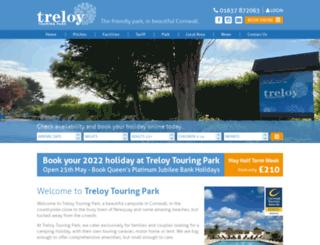 treloy.co.uk screenshot