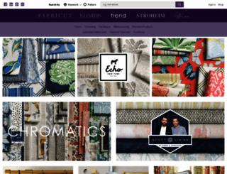 trend-fabrics.com screenshot