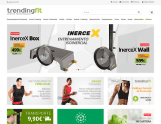 trendingfit.com screenshot