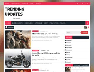 trendinginfos.com screenshot
