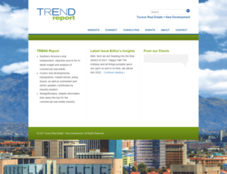 trendreportaz.com screenshot