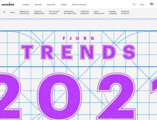 trends.fjordnet.com screenshot