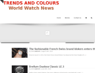trendsandcolours.com screenshot