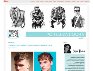 trendsontherocks.blogspot.com.br screenshot