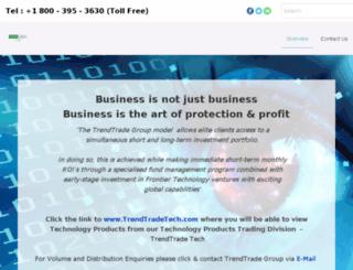 trendtradegroup.com screenshot