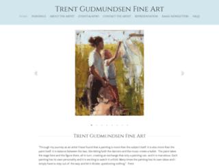 trentgudmundsen.com screenshot