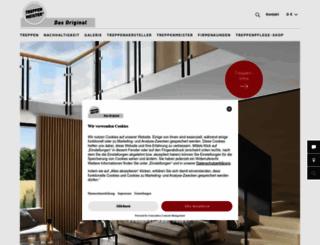 treppenmeister.com screenshot