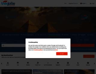 tresjolie.travel screenshot