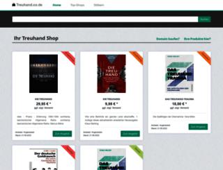 treuhand.co.de screenshot