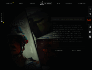 treyarch.com screenshot