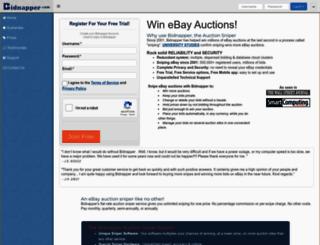 trezr.com screenshot