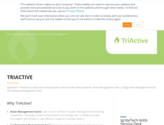 triactive.com screenshot