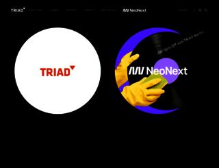 triad.de screenshot