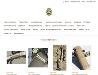 triadtactical.com screenshot