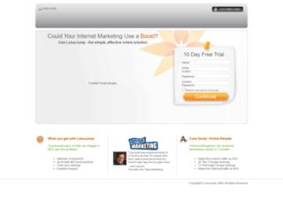 trial.lotusjump.com screenshot