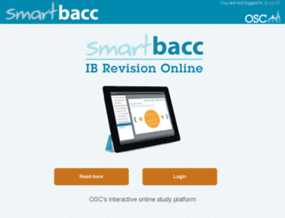 trial.smartbacc.com screenshot