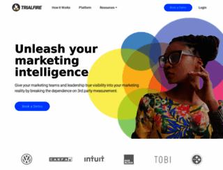 trialfire.com screenshot