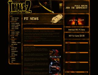 trials2se.redlynx.com screenshot