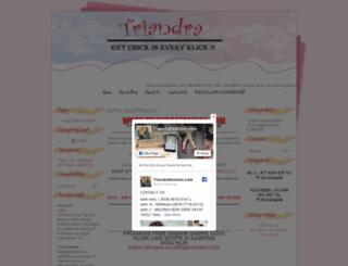 triandrafashion.com screenshot