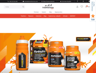 triathlonista.com screenshot