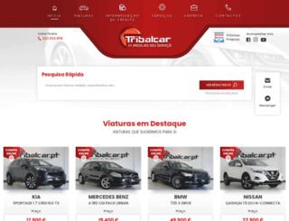 tribalcar.pt screenshot